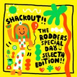Aluminium Shiny Shin Side Shack Out #10 - Rodders Special Day Selecta Edition