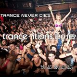 Yair Garcia's Trance-itions 2016