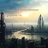 Music For Programmers - PsyAmb 76