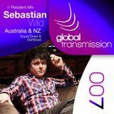 Global Transmission // Ep 007 || Resident: Sebastian Wild (Australia)
