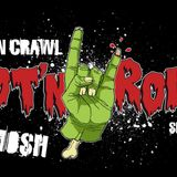 DJ MOSH presents ROCK & CRAWL, ROT & ROLL - 2014