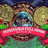 Full moon party @Canibal Royal