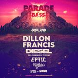 EPTIC at Parade Of Bass Festival, Red Rocks Amphitheatre, United States 2019-06-02
