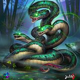 the snake eden park phantasma