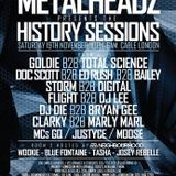 Dj Clarky b2b Marly Marl Metalheadz history sessions @ Cable,London 19 11 11