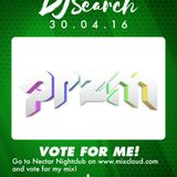 PRZM - Nectar Nightclub's DEEJAY SEARCH