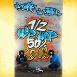 Dj Dookie & Fresh P - Half Hip Hop 50% Soul (A Side) 2016