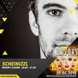 Scheinizzl - Live @ MAYDAY 2015 Dj Set