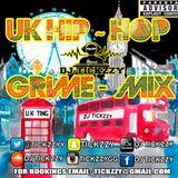 U.K HIP - HOP & GRIME MIX (U.K TING) BY @TICKZZYY