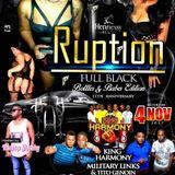 Ruption 2017- Track 5 - Team Pandemonium second round