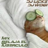 Mix Relaja El Tuberculo - Dj Wogi Ft. Dj Lickz