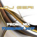 DJ Geri @ Promo Set (February 2017)
