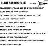 Ultra Sonidos Radio #007 23/Dic/2016
