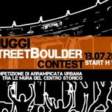 Invito al Fiuggi Street Boulder