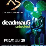 Deadmau5 - Live @ XS Nightclub (Las Vegas) - 25.07.2014