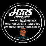 Sun Son AKA Coco Ariaz Presents - Universal Grooves Radio Show Live On HBRS 08-06-16