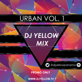 DJ YELLOW MIX PROMO ONLY URBAN VOL 1 JULIO 2016
