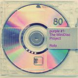 Purple #1 - The MiniDisc Project