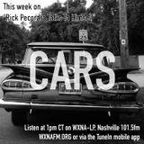 """Rick Pecoraro Talks to Himself #8 """"Cars"""" - 7/28/2016"""
