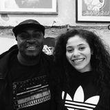 Aisha Zoe with Roska - April 2019