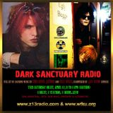 Dark Sanctuary Radio show 4-12-14 GUEST: JAY ASTON (GENE LOVES JEZEBEL & UGLY BUGGS)
