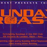 DJ Younghead w/ MC Moose - Roast Sunday Session - SW1 Club - 1997