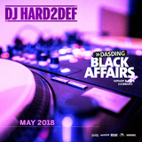 Black Affairs Radioshow | May 2018
