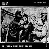 Delivery presents: HAAN - 8th October 2018