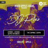 Mixed Apples Radio Show 049 - Ibiza Live Radio - mixed by DJ Picz (Johannesburg, ZA)