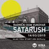 Empathic Affinity - LIVE DJ set @ Satarush, Vukovar, 14-03-2015