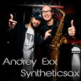 Andrey Exx & Syntheticsax - Purpur Afterparty Live Mix ( 1 December)