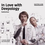 In Love with Deepology @ Megapolis 89,5 FM Moscow (12.06.2016)