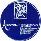 TINH Podcast #17 - Anaxander [Got2Go/PONR Music]