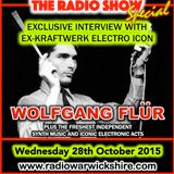 "RW048 - THE JOHNNY NORMAL RADIO SHOW ""WOLFGANG FLUR SPECIAL"" - 29TH OCT 2015 - Radio Warwickshire"