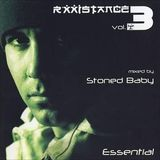 Rxxistance vol.3 essential (continuous mix) stoned baby