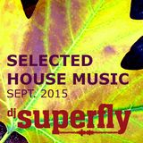 Selected House Mix Sept. 2015
