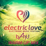 Electric Area #60 (Electric Love Festival 2014 Warm-Up Mix)