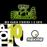 MIX RADIO FEBRERO 1/2 2018