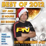 Paul Nova Live Mix 327 - Best of 2012