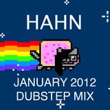 Hahn - January '12 Dubstep mix
