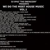 WE DO THE MOST HOUSE MUSIC VOL.1