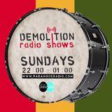 Demolition radio show (northical & lorrd) feat. Anna Mystic's mix 21/04/13