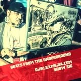 Big Beats from the Underground - show 316 - Mejia Mix