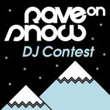 Rave on Snow Dj Contest