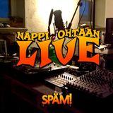 Nappi Ohtaan Live 3.11.17 vieraana Insanis-J