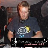 Opulent Temple Podcast #23 - Ali B live @ Opulent Temple 2008