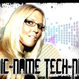 13.1.2015, LIVE BROADCAST@Pure EDM Radio DJs live Stream, Tuesday: DJane Nicname Technic, TechnoSpot