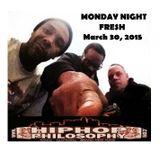 HipHopPhilosophy.com Radio - LIVE - 03-30-15