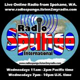 VIC PETERS INTERVIEW & TIPITINA SONG on Radio Spungo International - March 4, 2015
