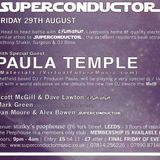 Paula Temple - Hybrid set at Superconductor Leeds (2003)